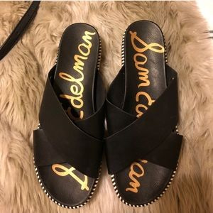 Sam Edelman Espadrilles size 7.5 slip on sandal
